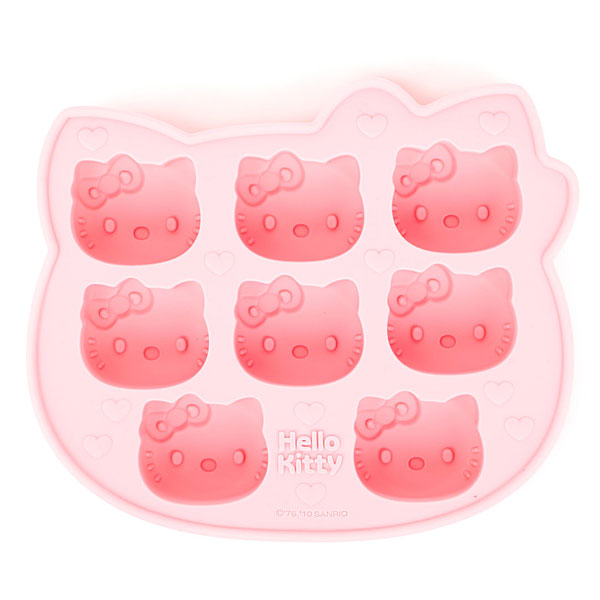 hello kitty silicon mould