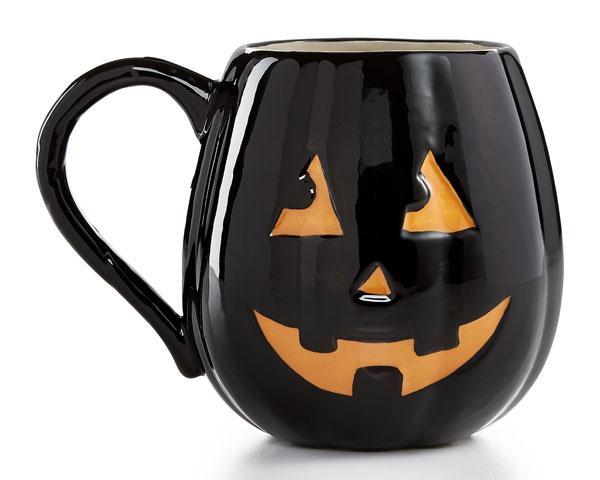 Halloween Party pumpkin mug