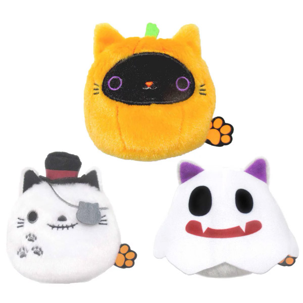 Halloween Neko-Dango plush