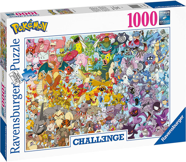 Kawaii Jigsaw Puzzles - Pokemon