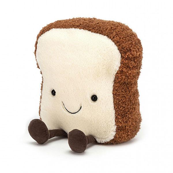 kawaii bread plushie