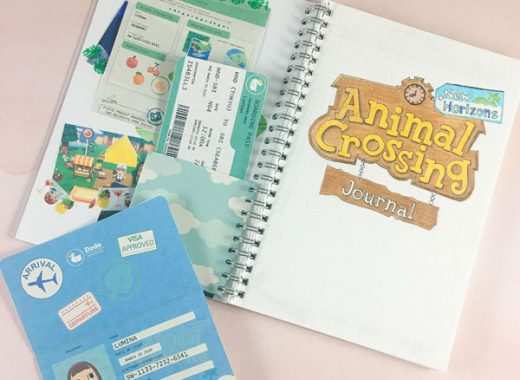 Animal Crossing Journal