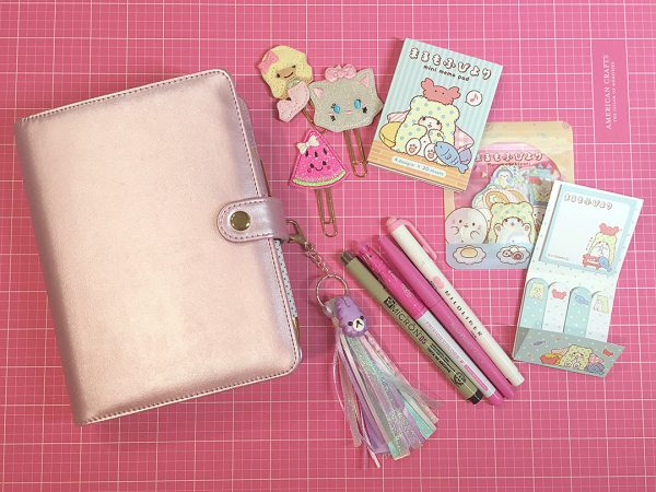 Kawaii Journalling Supplies - Andi / @pixiaa