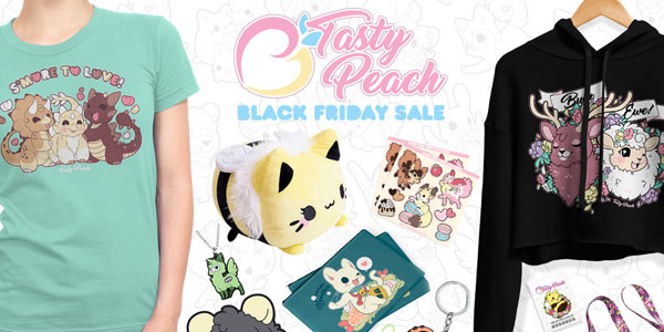 Black Friday at Kawaii Shops