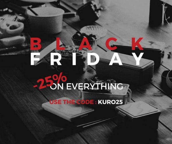 Black Friday - Bento&co