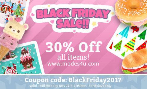 Black Friday - modes4u