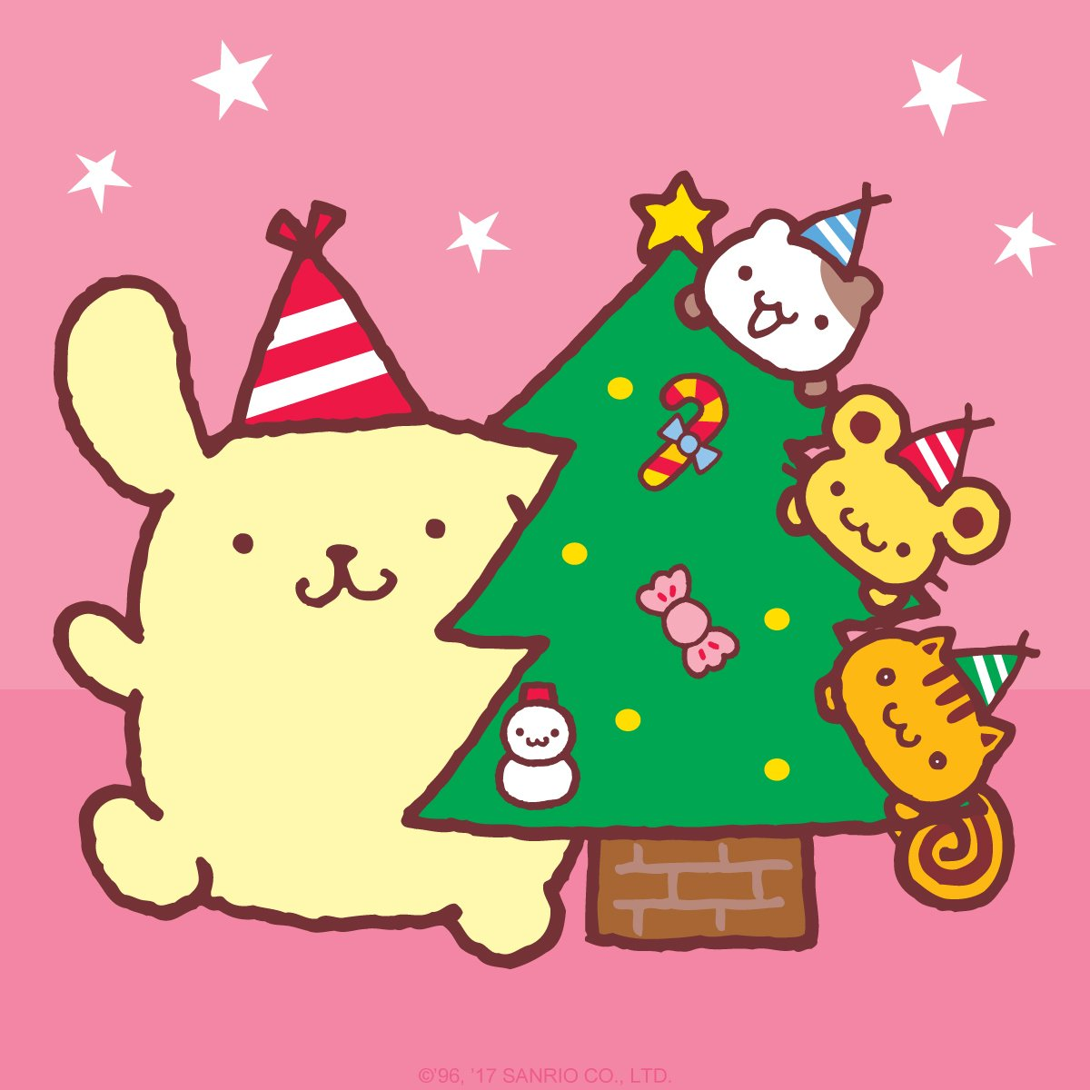 Black Friday - Sanrio