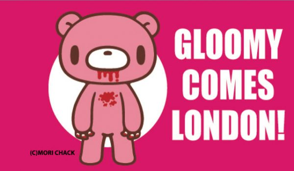 Gloomy Bear Hyper Japan