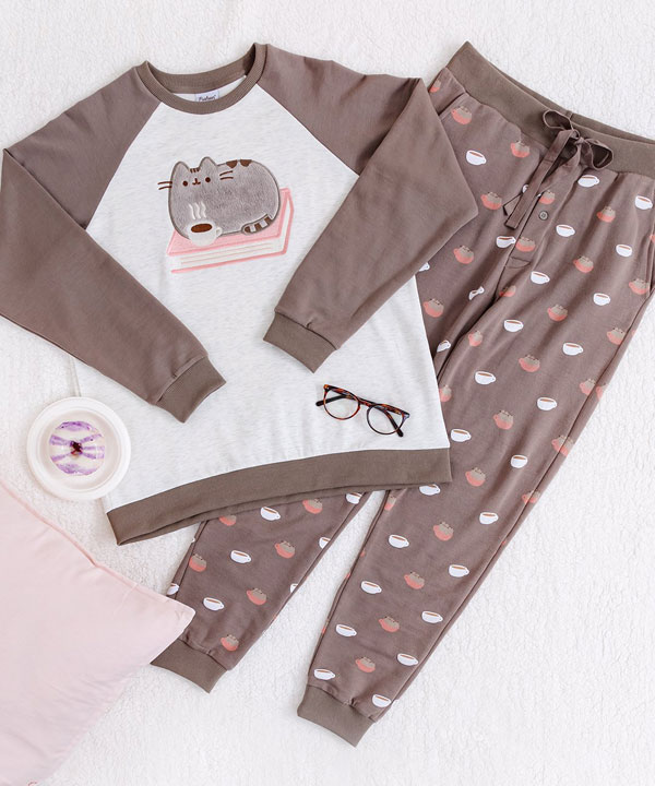 Pusheen pajamas