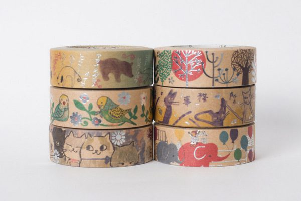 kawaii washi tape japan