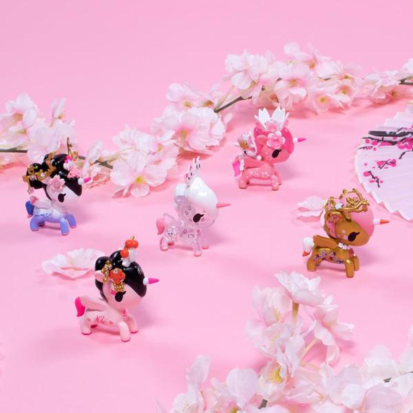 tokidoki Unicornos - cherry blossom