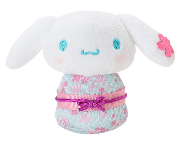 cinnamoroll kawaii plush