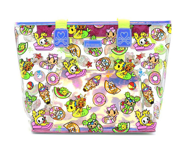 kawaii summer tokidoki beach tote