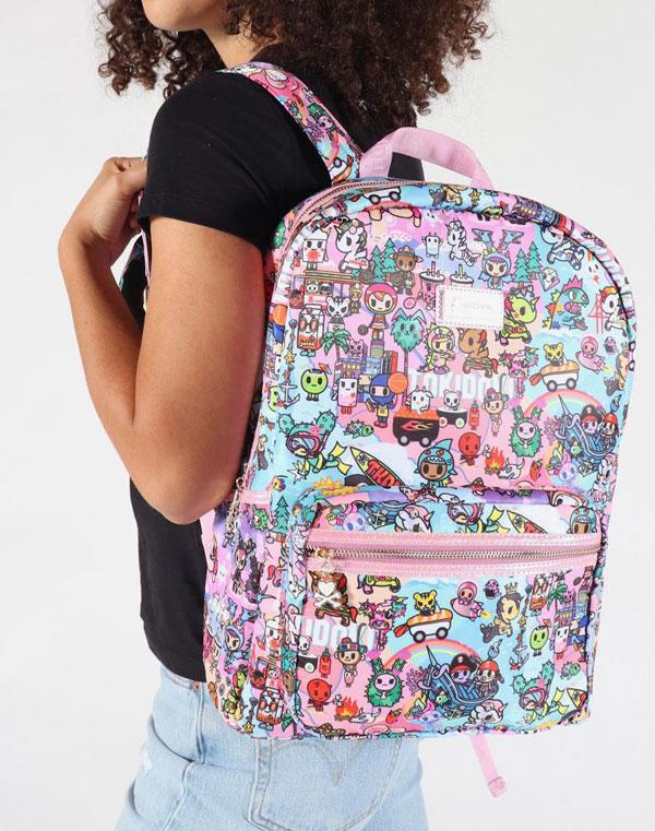 tokidoki-Con kawaii backpack