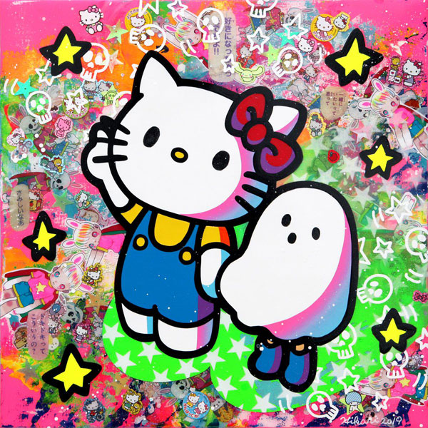 Hello Kitty 45th Anniversary Group Show