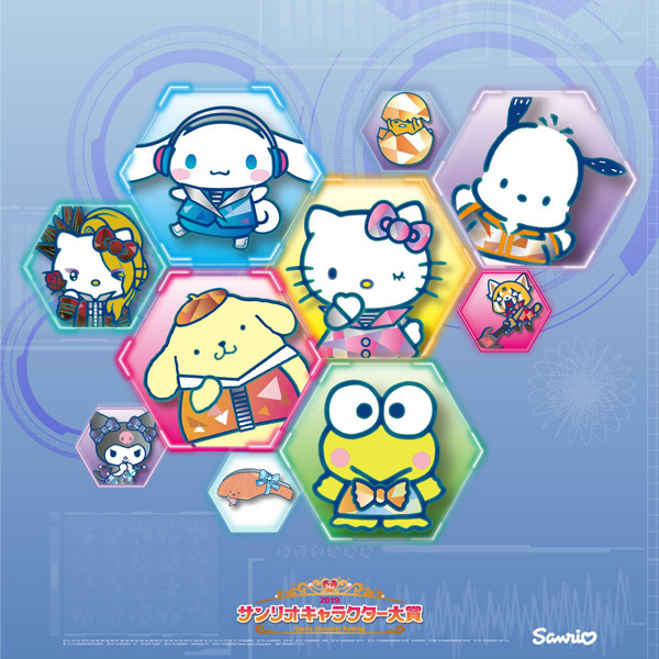 Sanrio Character Ranking Contest