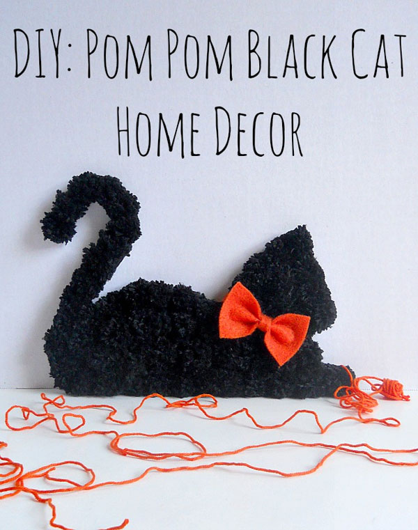 Free DIY Halloween Decorations