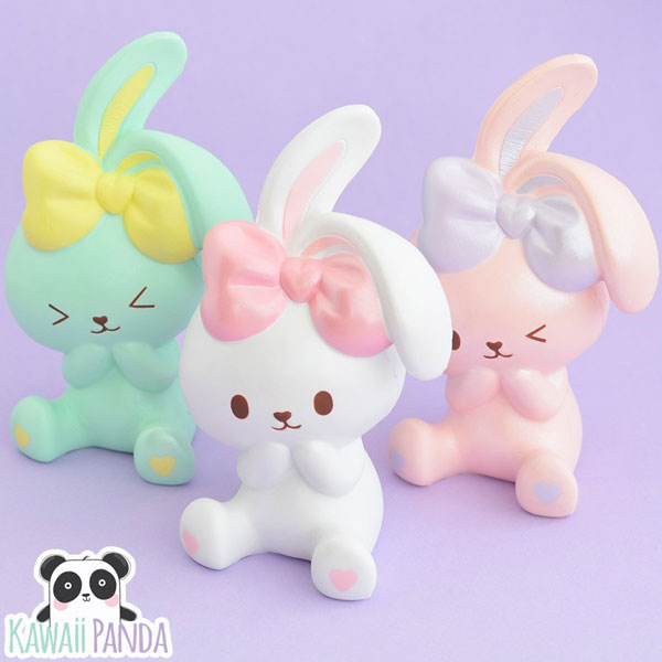 kawaii panda squishies