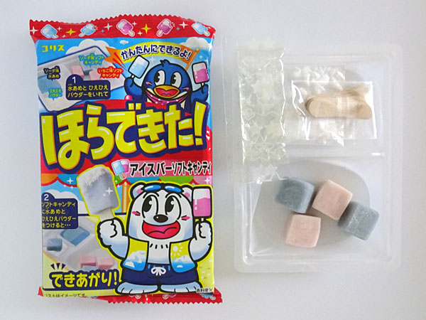 Horadekita Popsicle DIY Candy kit