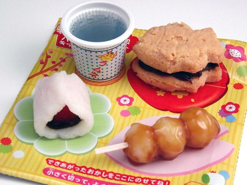Popin' Cookin' Taiyaki & Dango Candy Kit