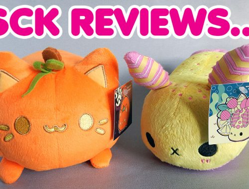 tasty peach studios plush review