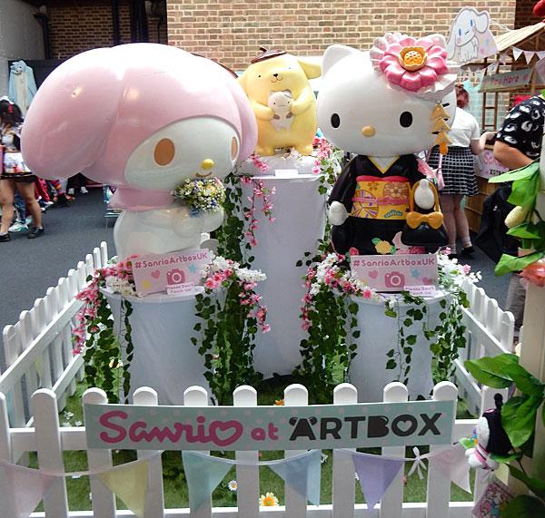 ARTBOX at Hyper Japan