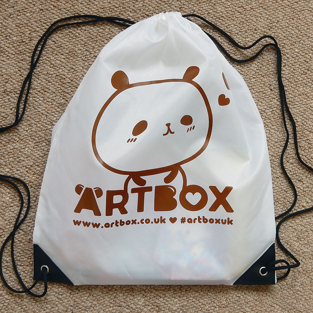 ARTBOX lucky bag review