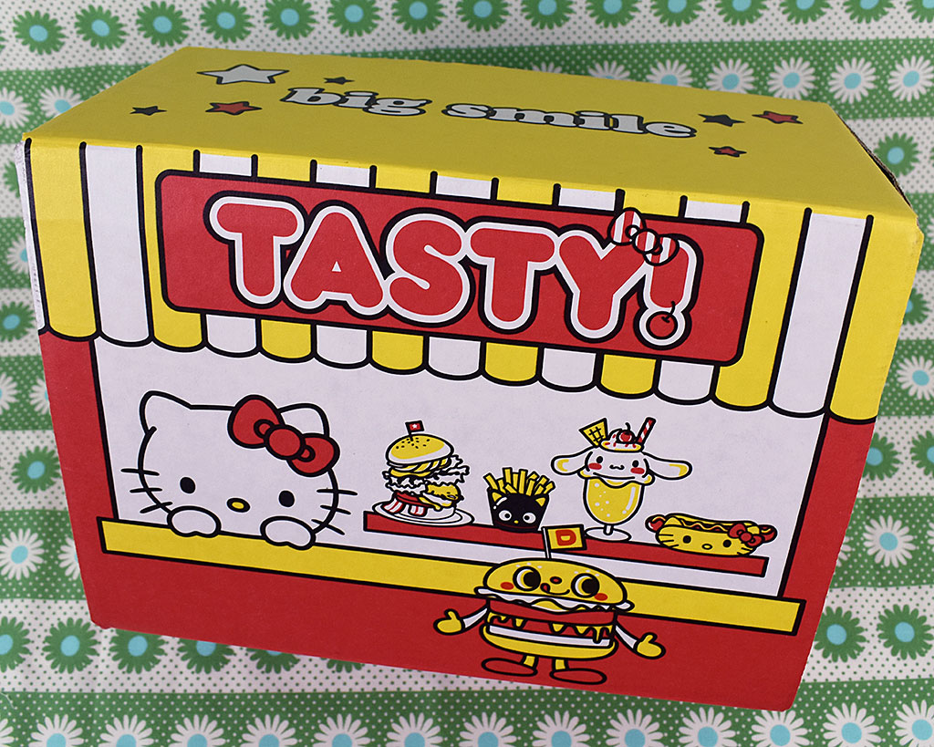Sanrio Small Gift Crate Subscription Box