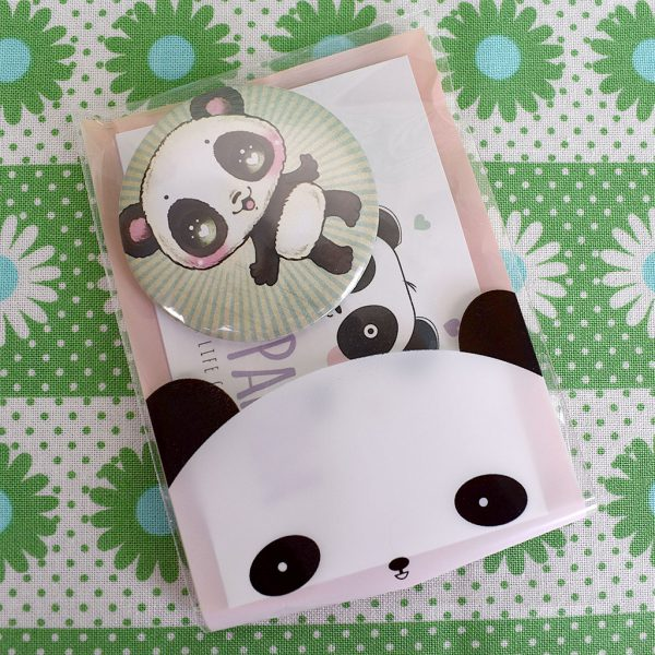 Kawaii Panda Box review