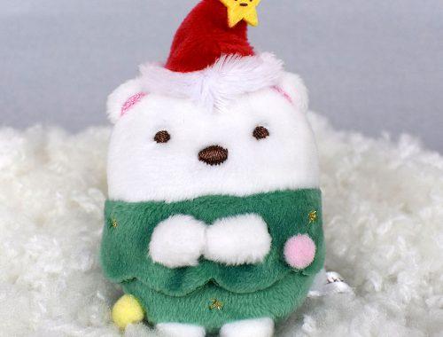 sumikko gurashi christmas plush