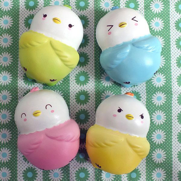 Creamiicandy Kawaii birds Squishy