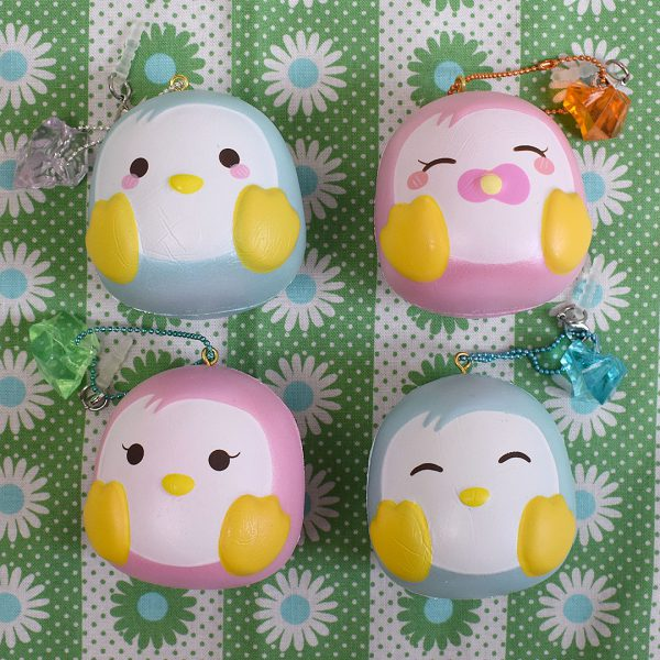 Creamiicandy Kawaii penguin Squishy