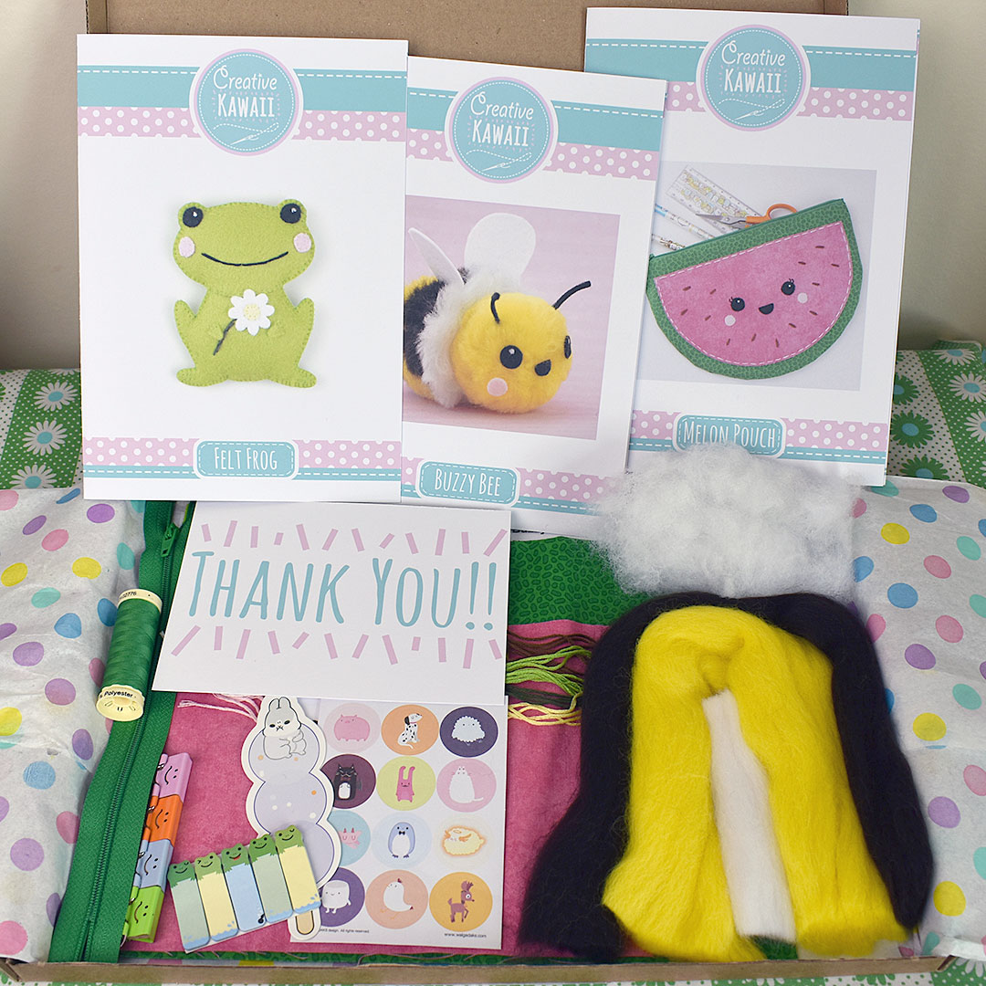 Creative Kawaii Subscription Box