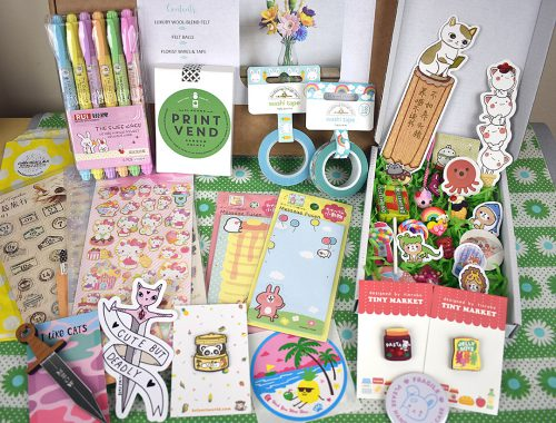 etsy UK kawaii shops