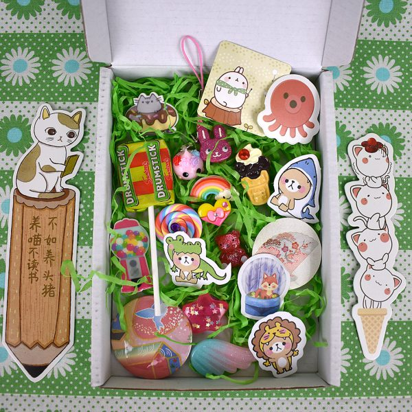 etsy UK kawaii surprise box - jazzymenagerie