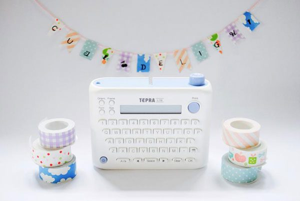 kawaii japan label printer