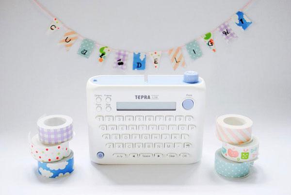 kawaii japan label printer