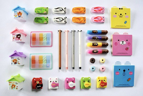 kawaii stationery