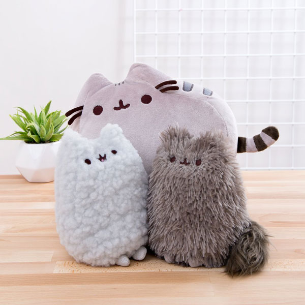 pusheen kawaii plush Pip