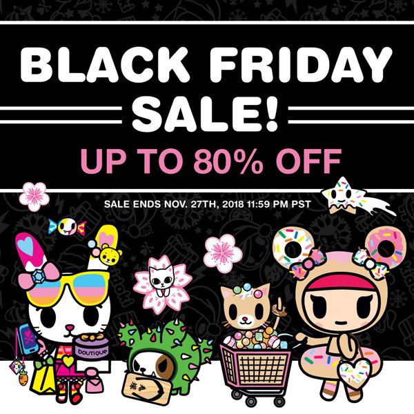Black Friday 2018: Kawaii Discounts
