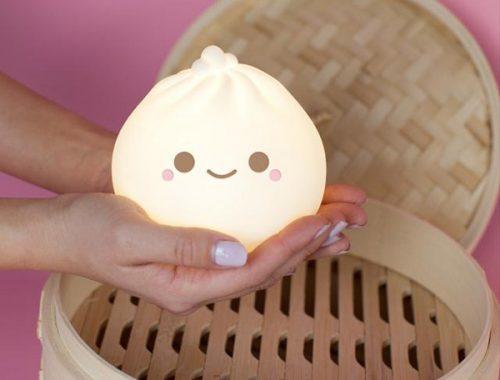 kawaii lights - dumpling