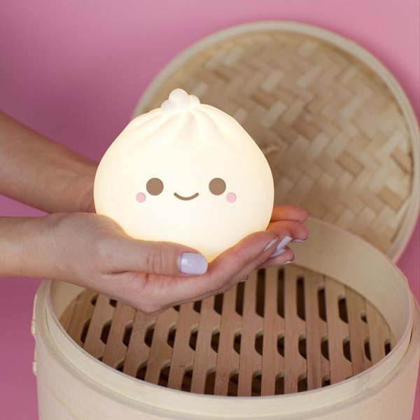 kawaii lights - dumpling