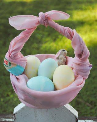 Easter basket craft 6