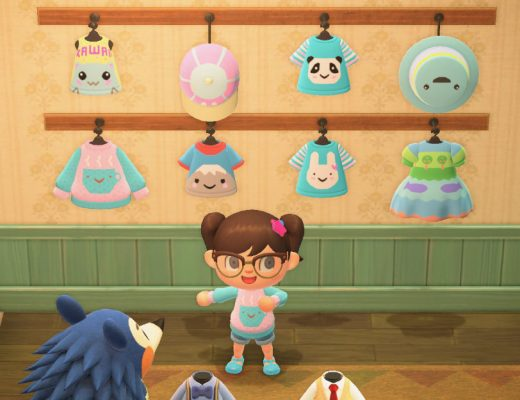 SCK Animal Crossing custom clothes