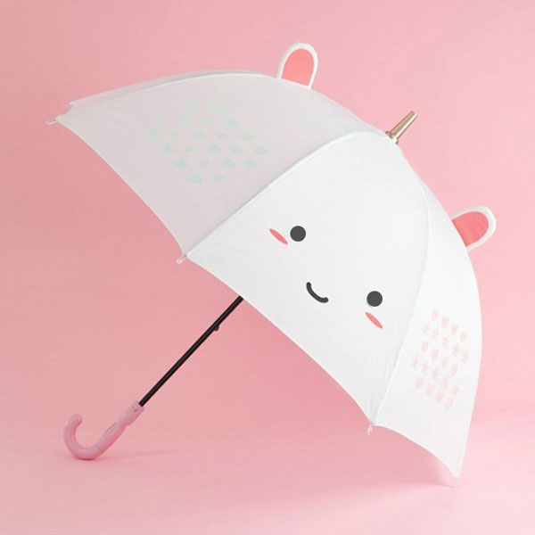 Kawaii Unicorns umbrella