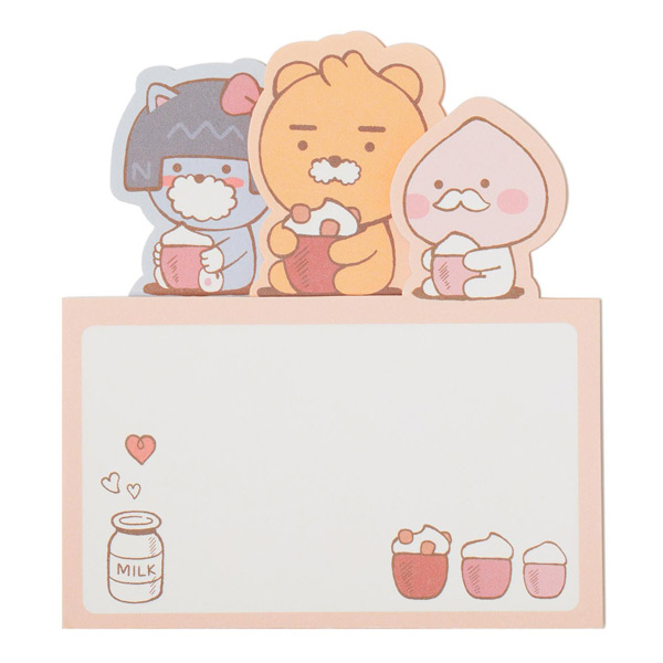 Kakao Friends Korean stationery