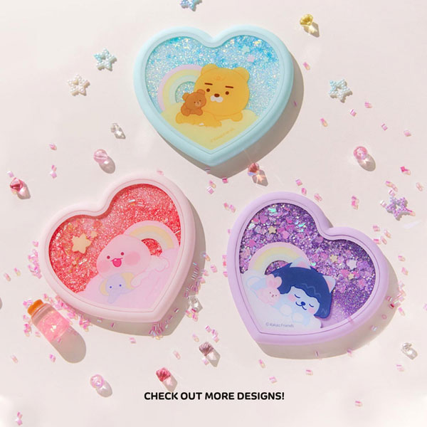 Kakao Friends kawaii pocket mirror