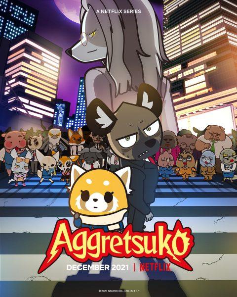 Aggretsuko Season 4 poster