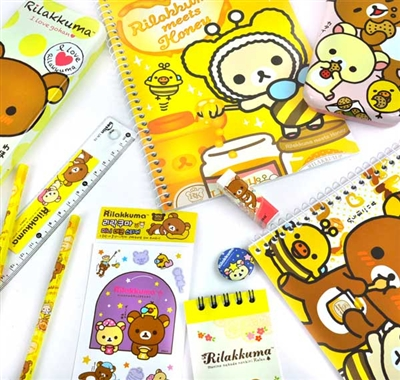 Rilakkuma Deluxe Set $16.85 at CoolPencilCase.com