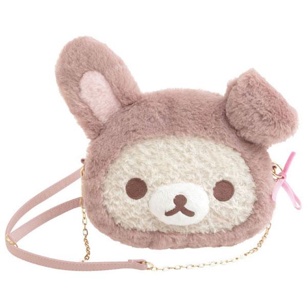 kawaii Korilakkuma bunny pochette bag